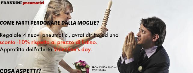 OFFERTA VALENTINE'S DAY